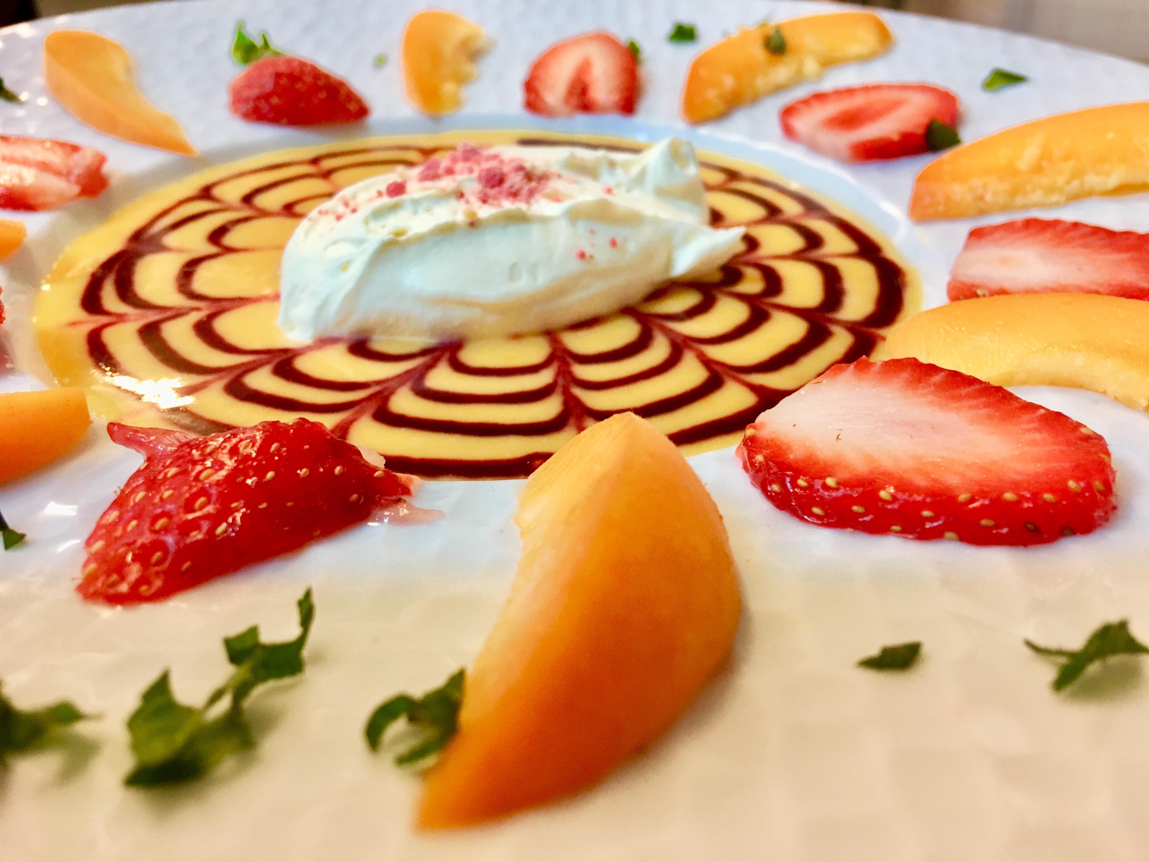 Abricots fraises