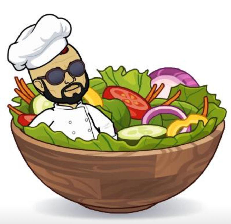 Les salades Gourmandes